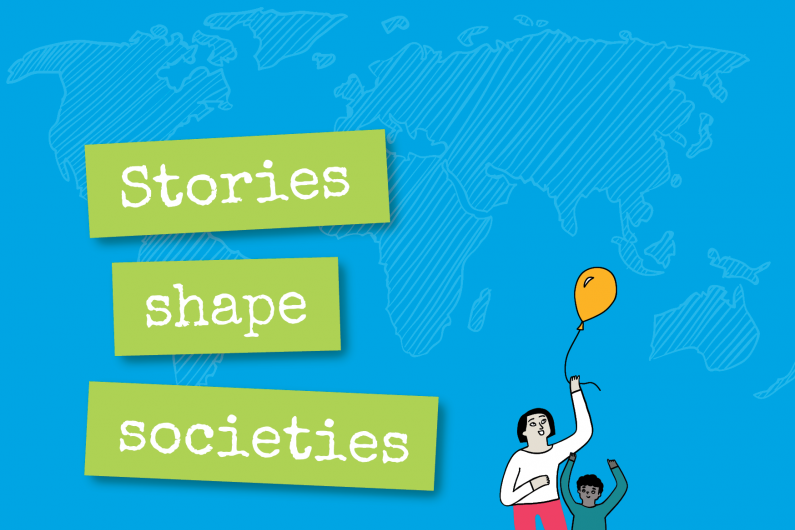 Read more about ''Stories shape societies''...